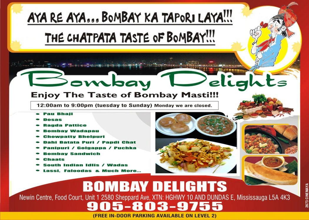 Bombay Delights
